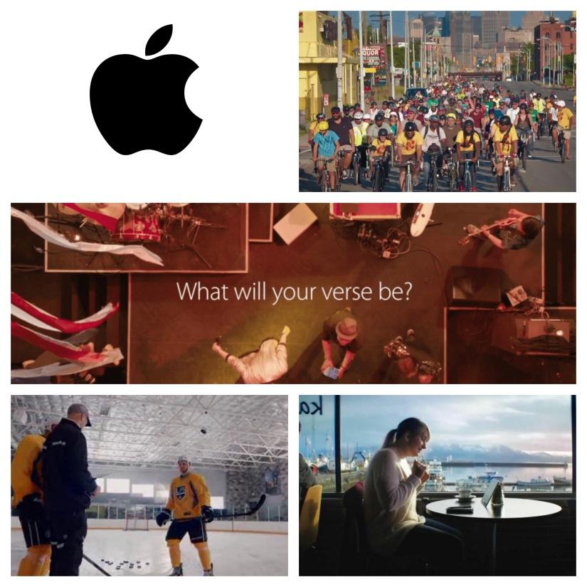 How Apple inspiredme