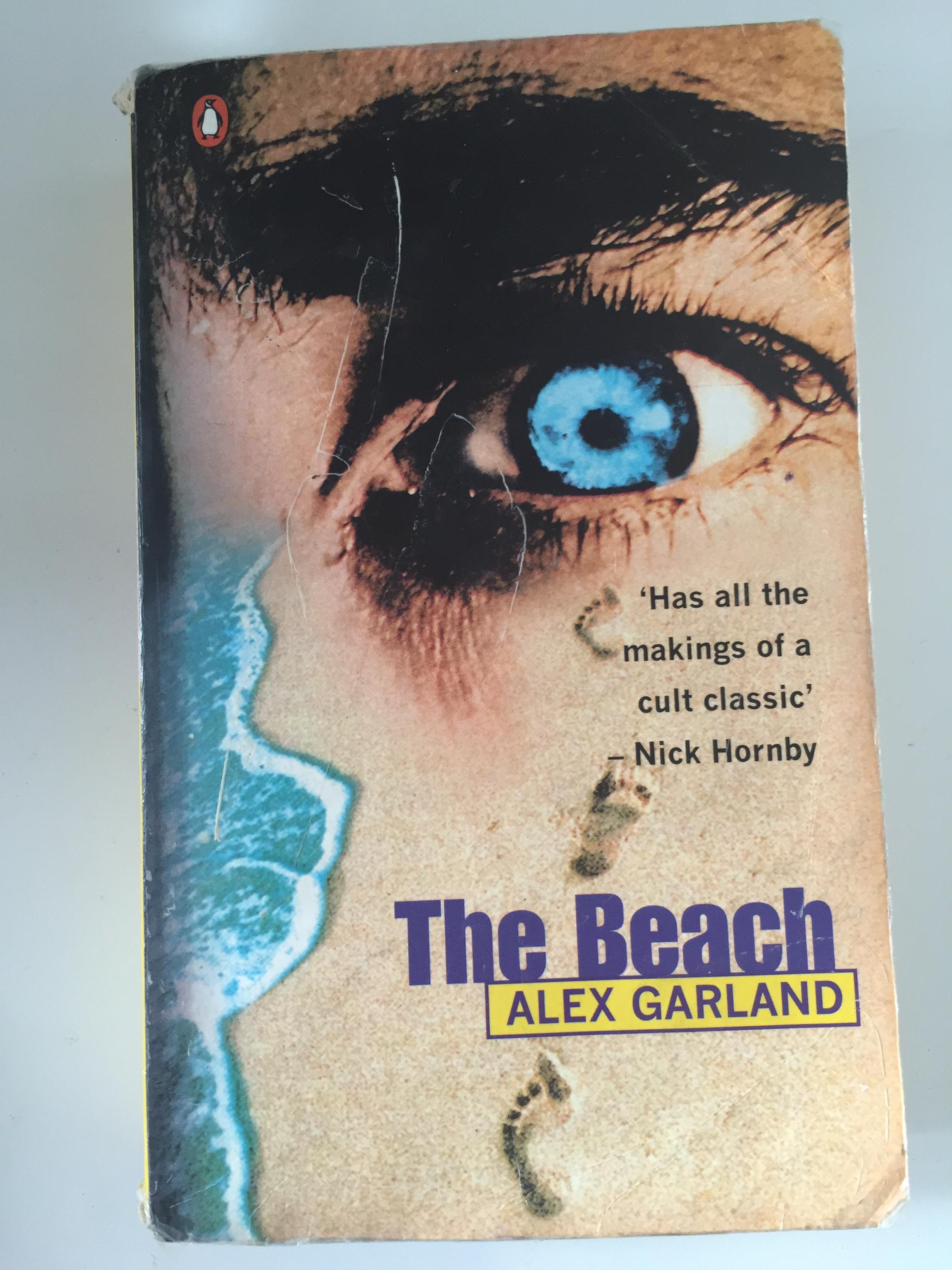 The beach alex garland book report