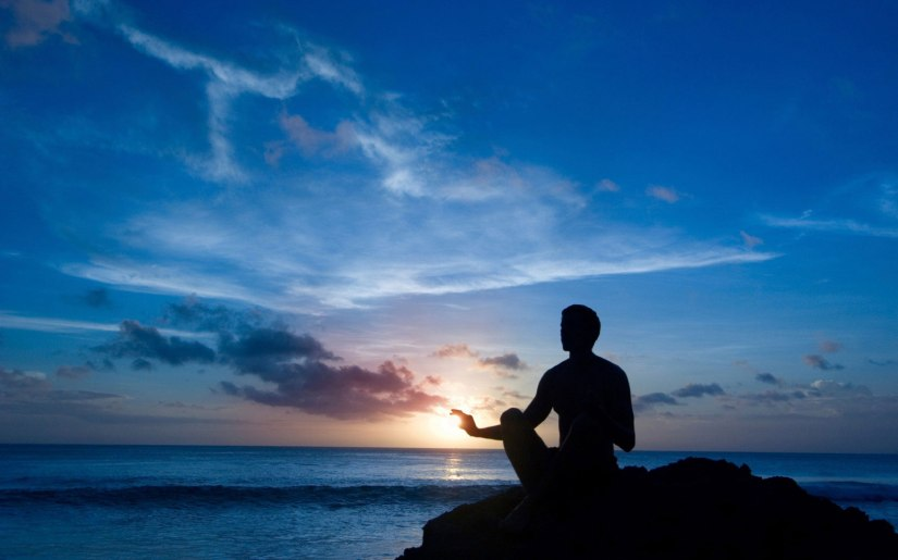 Meditation – My Silence in a Stream ofChatter